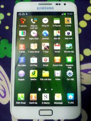 Samsung note1 mọi chức năng ok, kèm phụ kiện