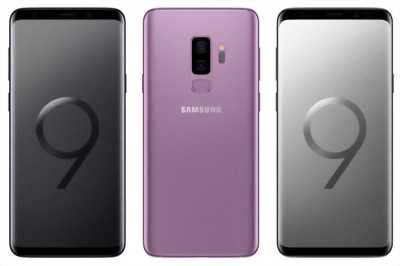 Galaxy S9 plus - 128GB màu Purple Lilac mới 100%