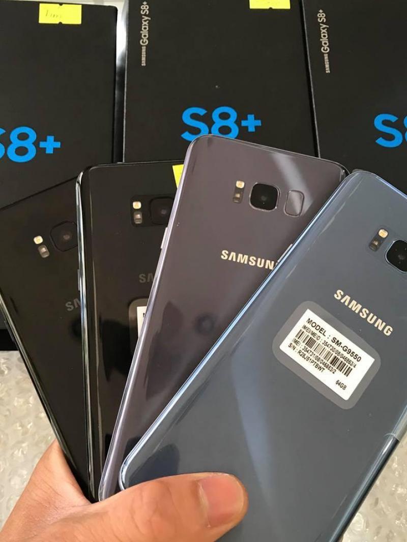 Bán Samsung S8 Plus 1Sim 64GB Likenew Fullbox