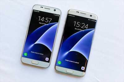 Samsung s7  Edge đen bóng - jet black bán và giao lưu