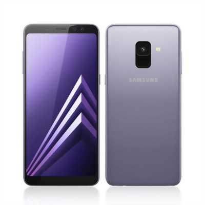 Samsung A8 đen bh TGDD 2/2019 fullbox