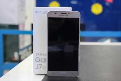 Samsung J7 prime, màu bạc, đẹp, giá đi nhanh ở Hà Nội
