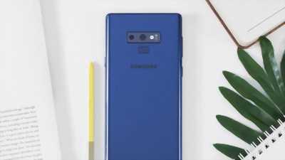 Samsung Note 9 Blue bản 512/8G Ram ở Hà Nội