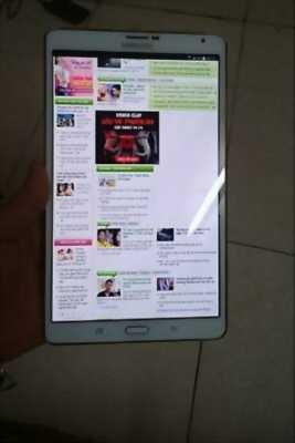 """Samsung galaxy Tab S-T705 8.4"""" hàng FPT phân phối"""