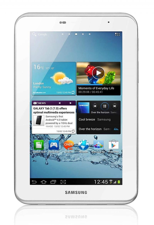 Samsung Galaxy Tab 2 3g wifi màu đen