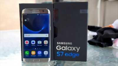 Samsung s7 edge bạc titan