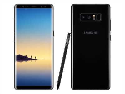 SAMSUNG GALAXY NOTE 8 - 64GB/BLACK - ZIN 100%