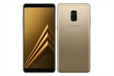 Samsung a8+ (2018) , mới 100% ,