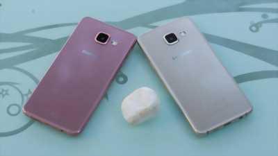 Samsung A3-2016 hồng