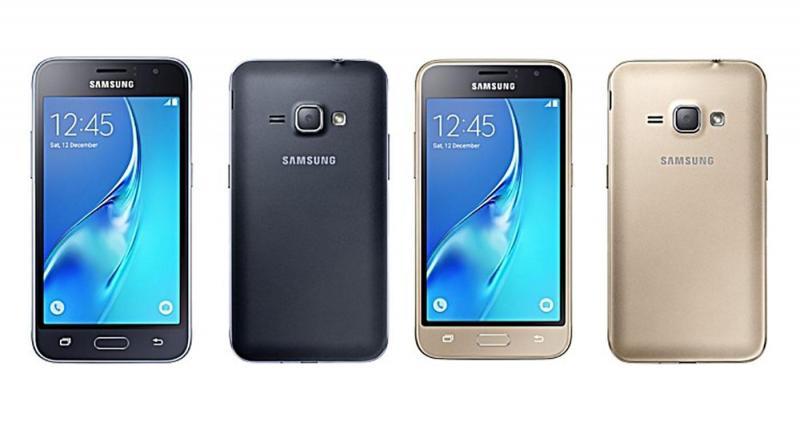 Samsung J1 . 2016 2 Sim