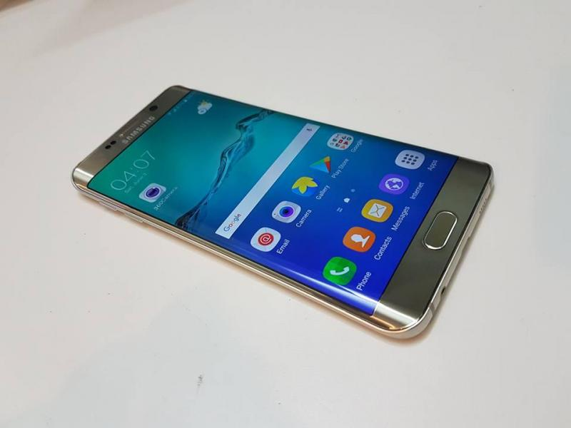 Samsung S6 edge Plus hàng Mỹ đẹp keng zin 100%