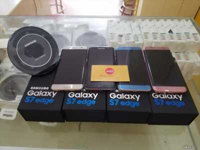 Samsung Galaxy S7 Edge 2 Sim Hàn Quốc Có Đủ Màu