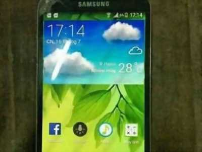 Điện thoại Samsung Galaxy S5 Đen