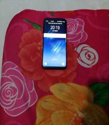 Điện thoại Samsung Galaxy S8 Đen