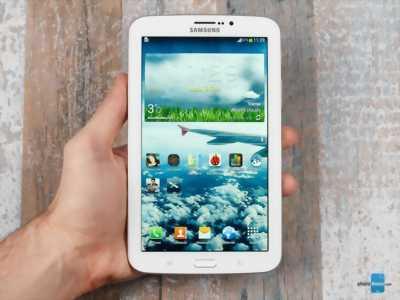 Samsung Tab 3 Wifi 3G Có sim + thẻ nhớ