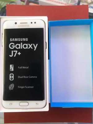 Samsung Galaxy j7 plus mới mua ngày 9/12
