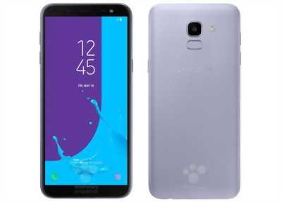 Samsung galaxy j6 2018 fullbox 100%