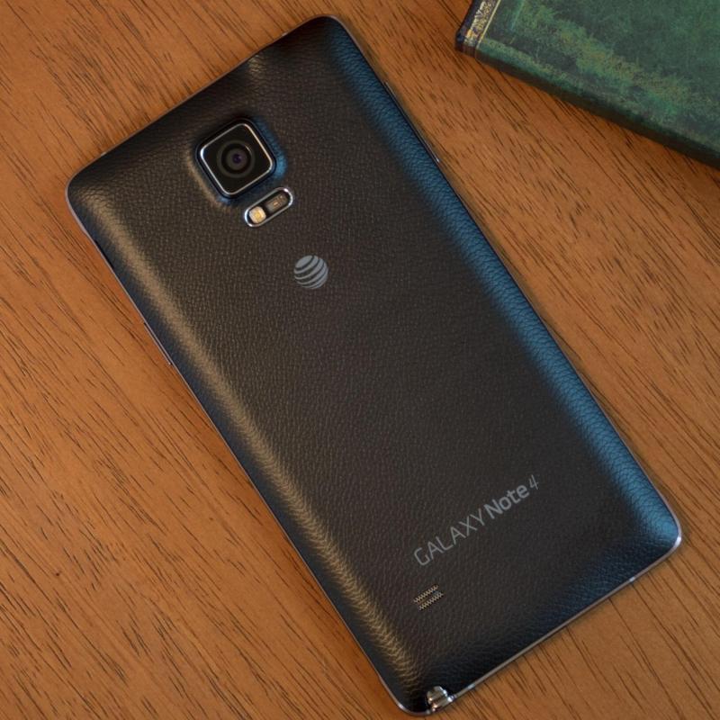 Samsung Galaxy Note 4 32 GB đen