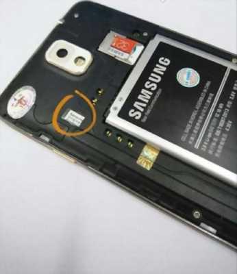 Samsung note 3 còn tem chính hãng