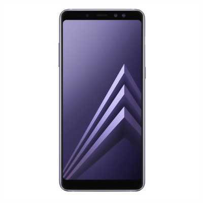 Bán Samsung a8 2018 bảo hành còn 10 tháng