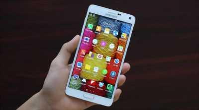 Cần bán Samsung Note 4 màu trắng tinh khôi