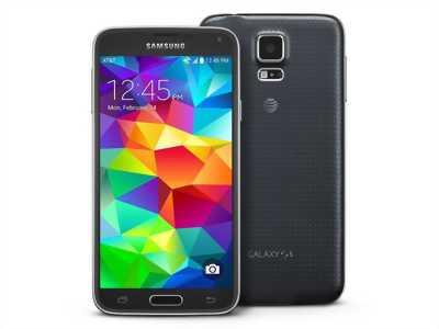Samsung S5 nứt kính