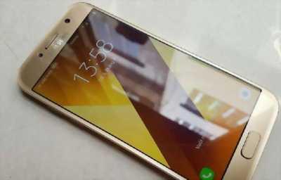 Samsung Galaxy A7 vàng, mới full hộp, tgdd, bảo hành