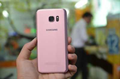 Bán samsung note5 màu hồng hiếm ,máy zin