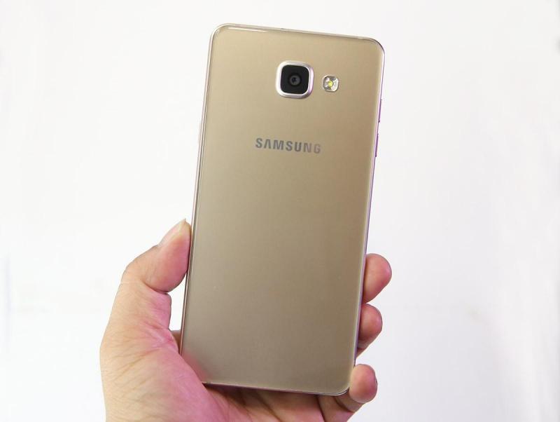 Samsung Galaxy A5 2017 Vàng