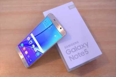 Samsung Galaxy Note 5 Vàng. Cần bán