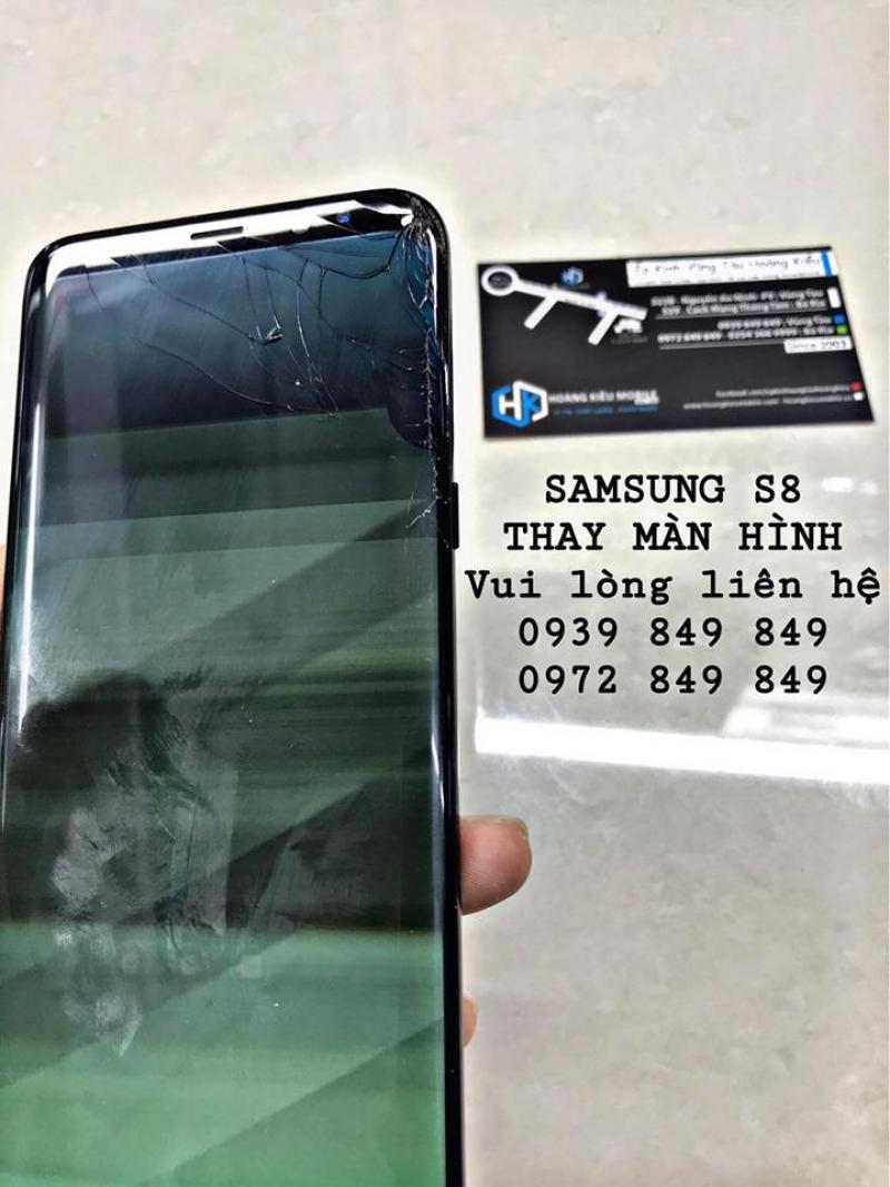 Samsung S8 Plus thay màn hình Uy Tín tại Vũng Tàu
