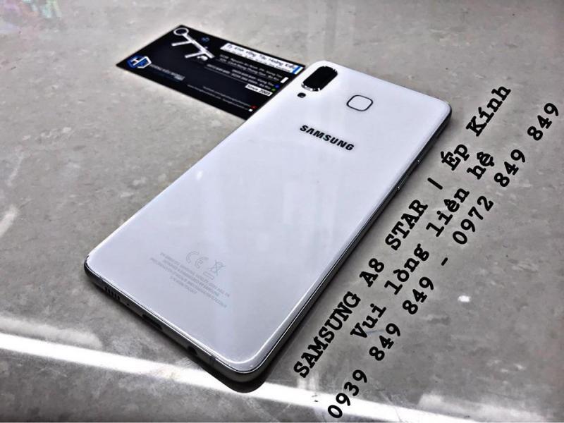 Samsung A8 Star Ép Kính Uy Tín Chất Lượng Số 1 Bà Rịa-Vũng Tàu