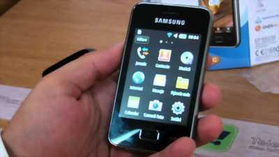 Samsung S5220 nghe gọi chống cháy