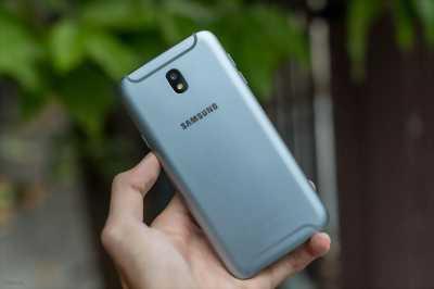 Samsung j7 pro bạc còn mới 100% bao test