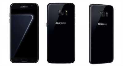 Samsung Galaxy S7 Edge đen