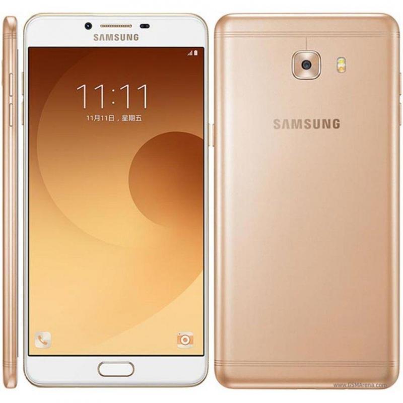 Samsung Galaxy C9 Pro Vàng 64 GB 6gb ram
