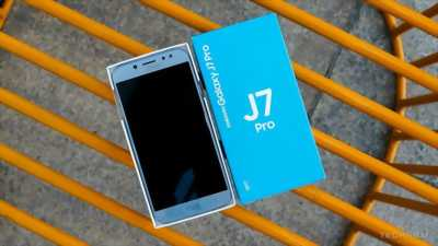 Samsung Galaxy J7 Pro Đen bóng - Jet black