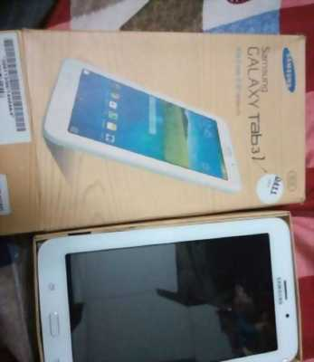 Samsung galaxy tab 3v (trắng)