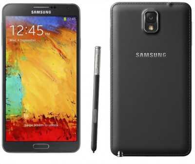 Galaxy Note 3 Đen 32 GB