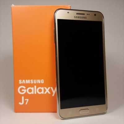 Samsung Galaxy J7 Vàng zin tem