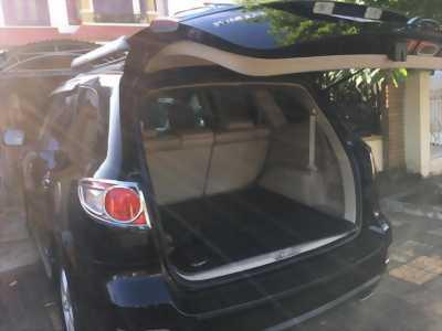 Bán Hyundai Santafe 2009 số sàn màu đen đi đúng 56.000 km rất mới