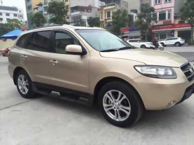 Cần bán xe Hyundai Santafe 2010 số sàn máy xăng full option