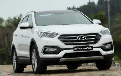 Hyundai SantaFe 2016