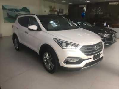 Hyundai Santafe 2017 đẳng cấp sang trọng