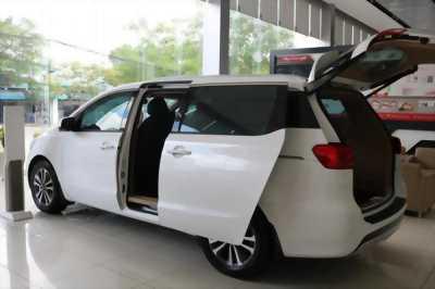 Cần nhượng lại Kia Sedona 2017 chạy dầu, màu trắng