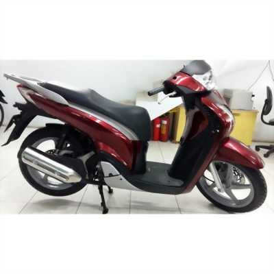 Honda SH 150i nhập khẩu đỏ mận đăng ký 2009 chính chủ