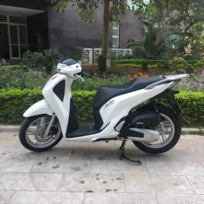 Bán gấp SH Việt 2017 150cc màu trắng, giá sốc