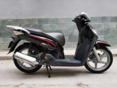 Honda SH 125i nhập khẩu đen Sport 2010