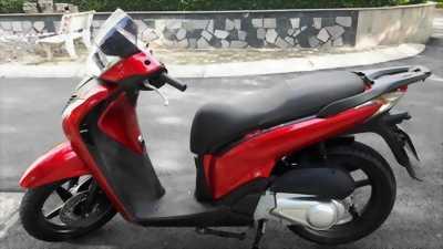 Honda Sh 150i màu đỏ sport 2009