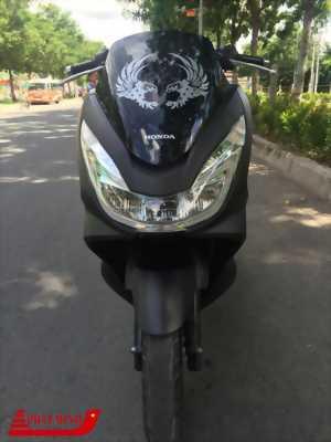 Honda PCX 2015, Đen Nhám, Máy zin, Mới 90%, BH 2 Năm